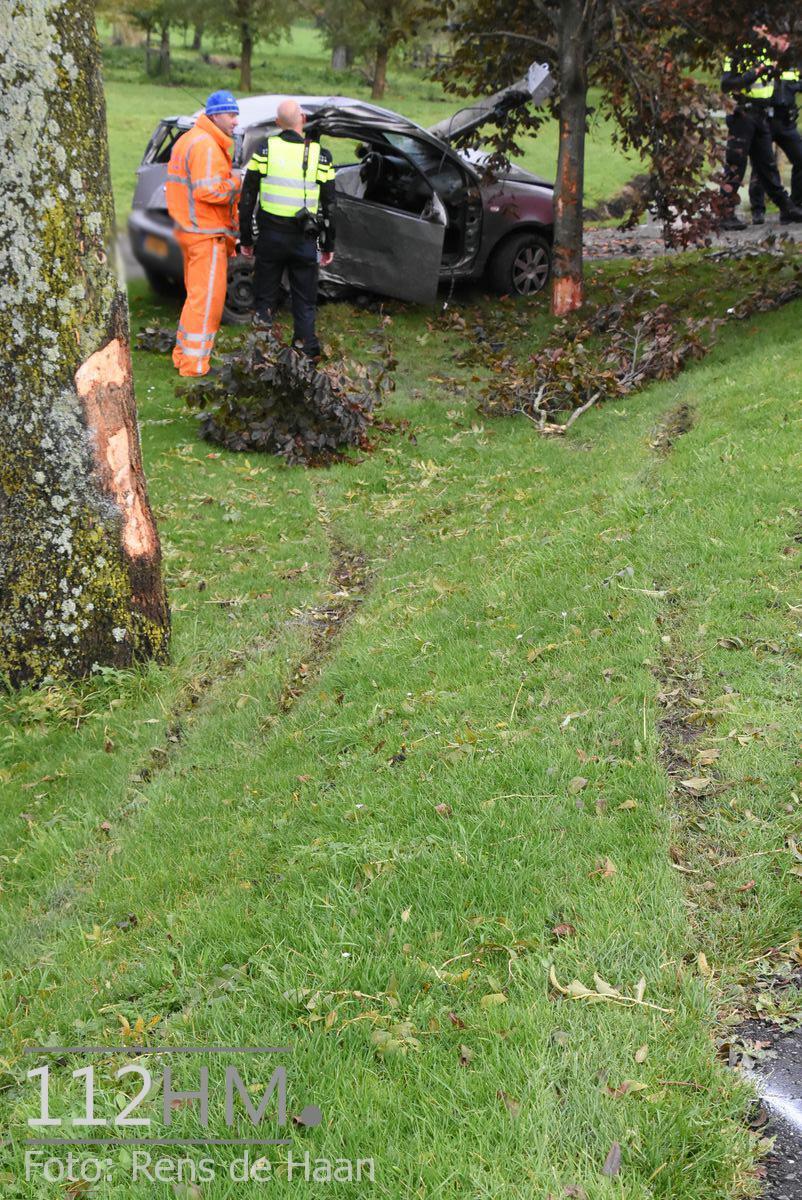Dodelijk ongeval Provincialeweg Oost - N228 Haastrecht (24)