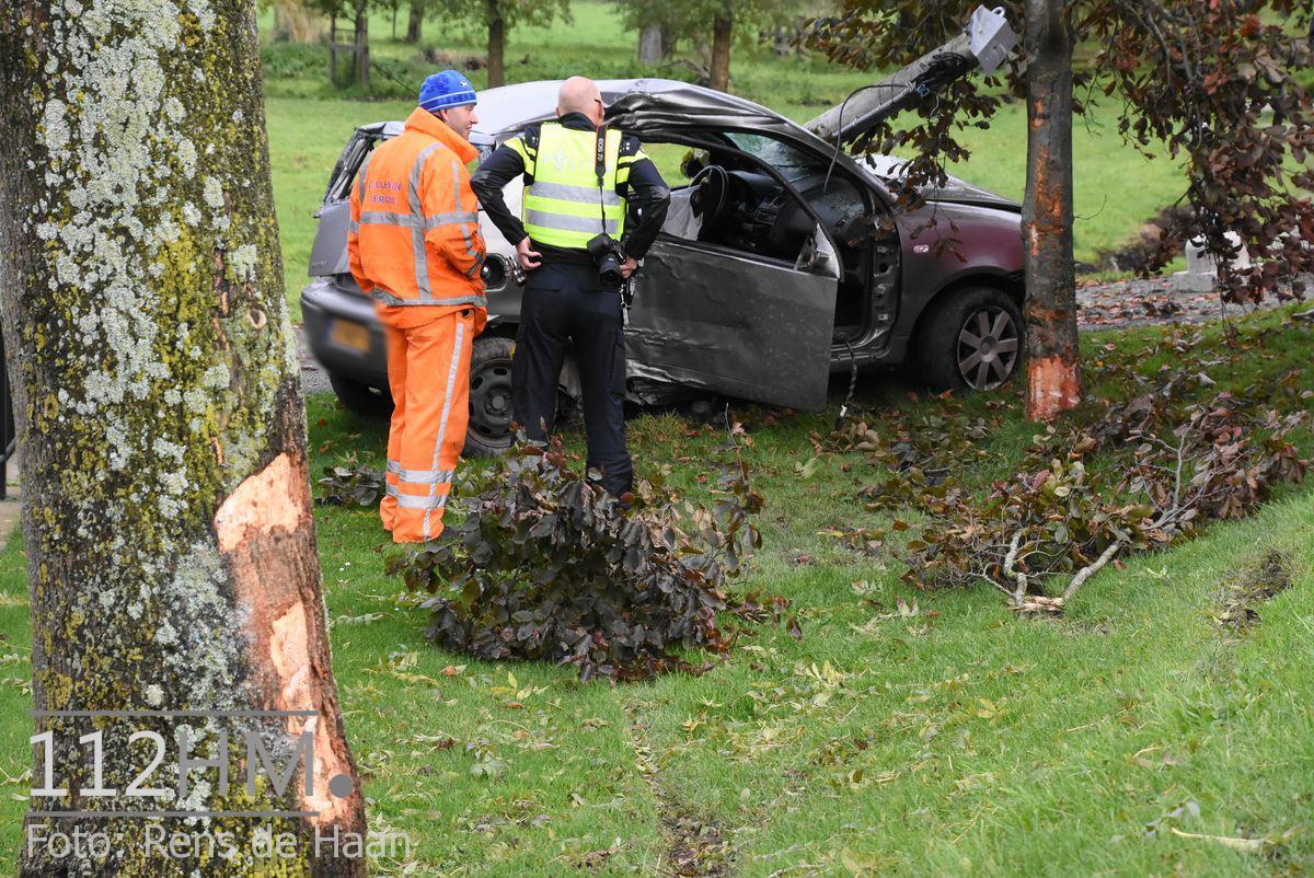 Dodelijk ongeval Provincialeweg Oost - N228 Haastrecht (25)