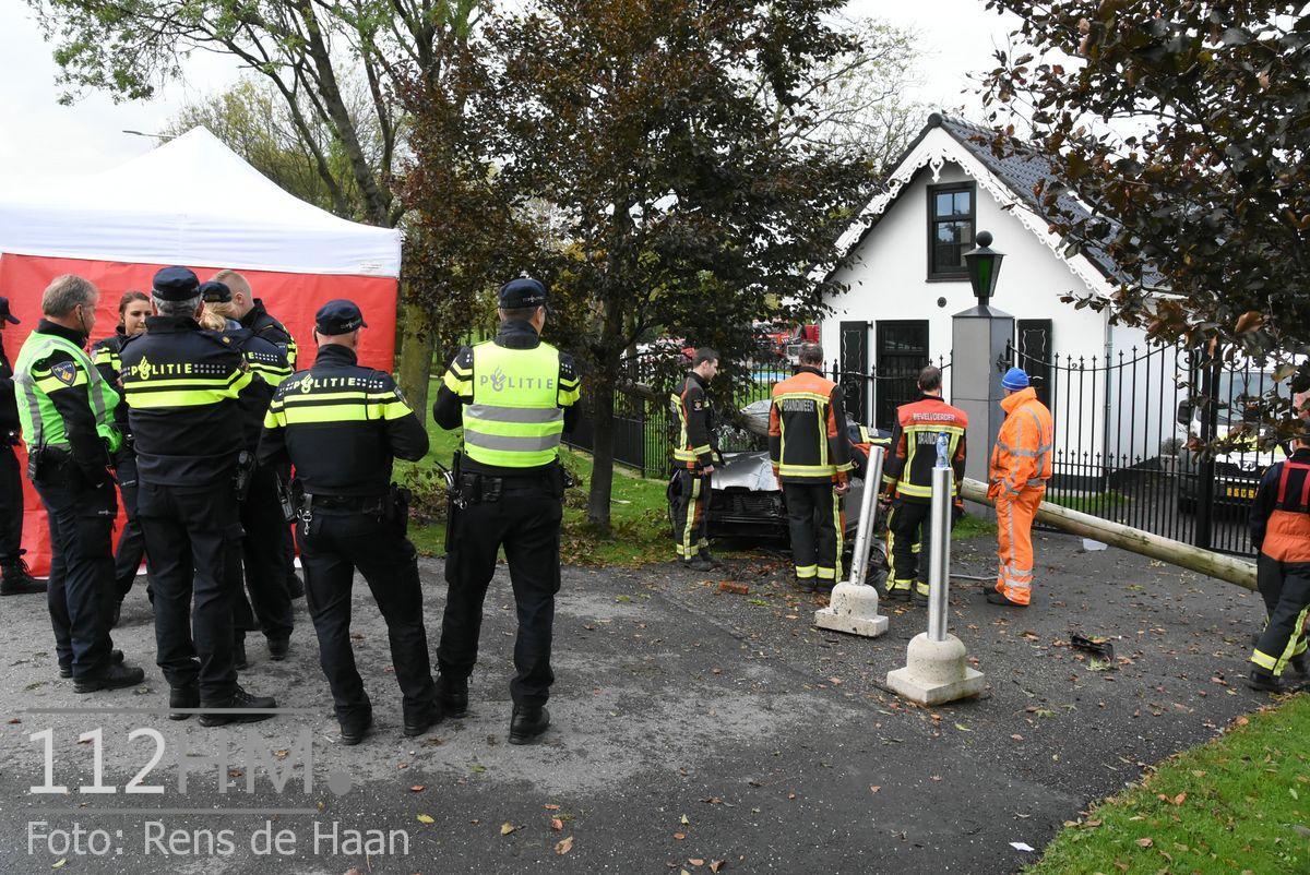 Dodelijk ongeval Provincialeweg Oost - N228 Haastrecht (27)
