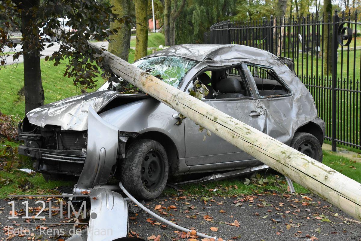 Dodelijk ongeval Provincialeweg Oost - N228 Haastrecht (28)