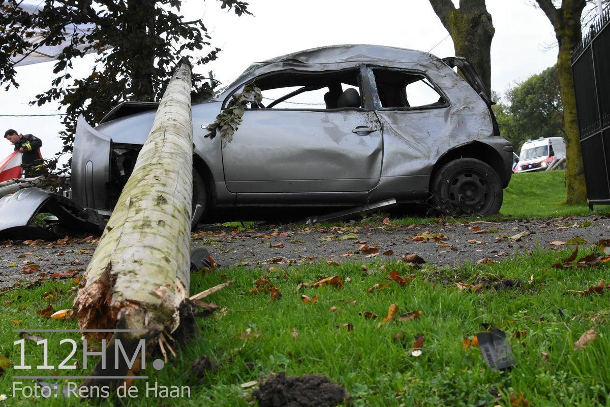 Dodelijk ongeval Provincialeweg Oost - N228 Haastrecht (29)