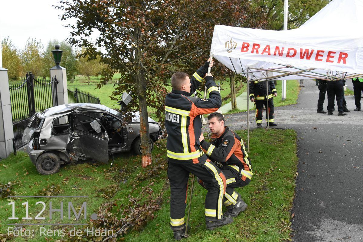 Dodelijk ongeval Provincialeweg Oost - N228 Haastrecht (30)