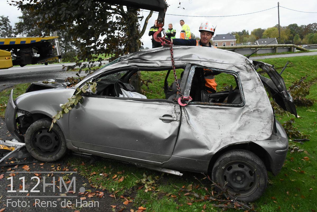 Dodelijk ongeval Provincialeweg Oost - N228 Haastrecht (31)