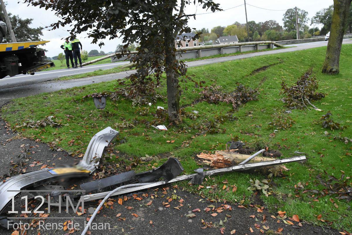 Dodelijk ongeval Provincialeweg Oost - N228 Haastrecht (33)