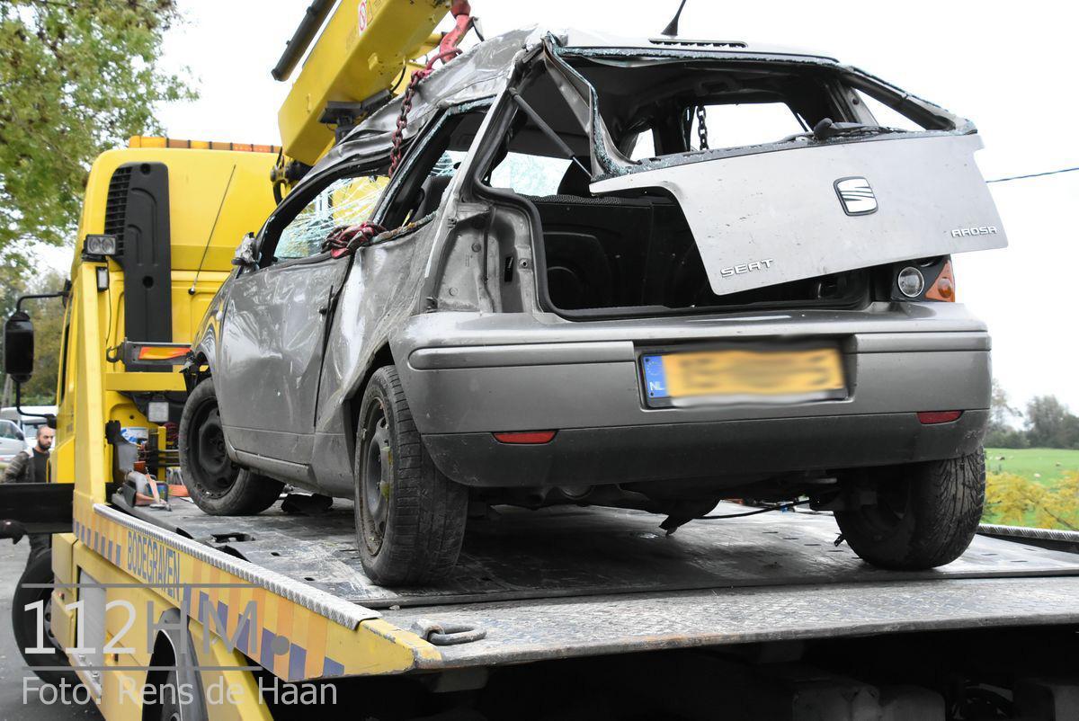 Dodelijk ongeval Provincialeweg Oost - N228 Haastrecht (34)