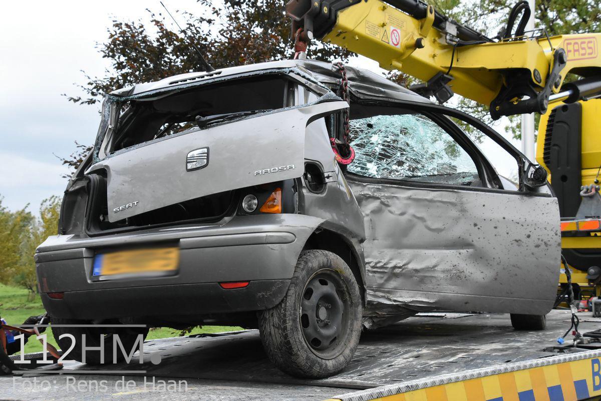 Dodelijk ongeval Provincialeweg Oost - N228 Haastrecht (35)