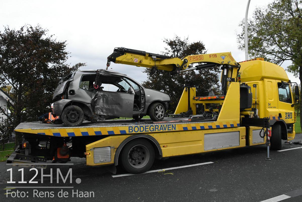 Dodelijk ongeval Provincialeweg Oost - N228 Haastrecht (36)