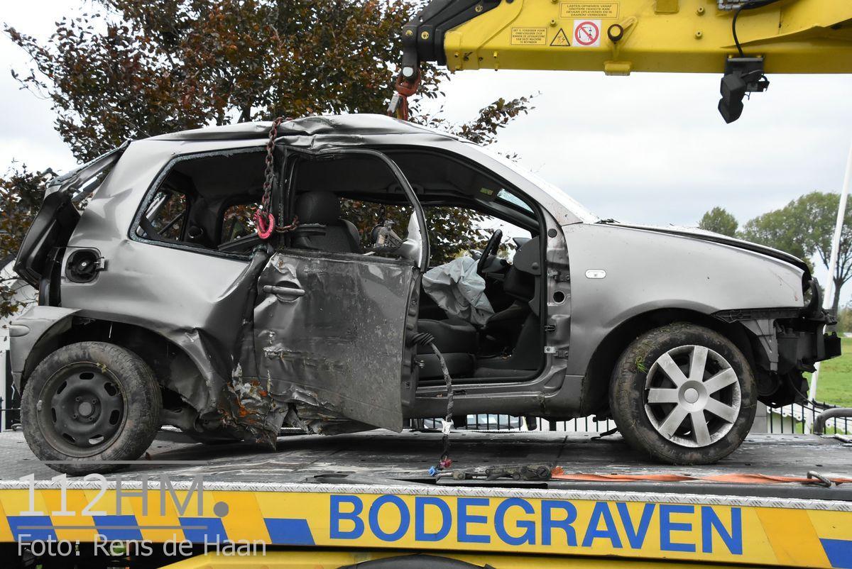 Dodelijk ongeval Provincialeweg Oost - N228 Haastrecht (37)