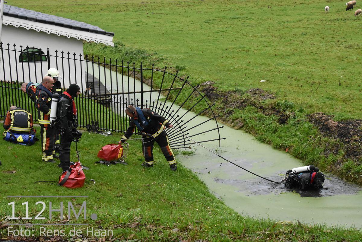 Dodelijk ongeval Provincialeweg Oost - N228 Haastrecht (7)