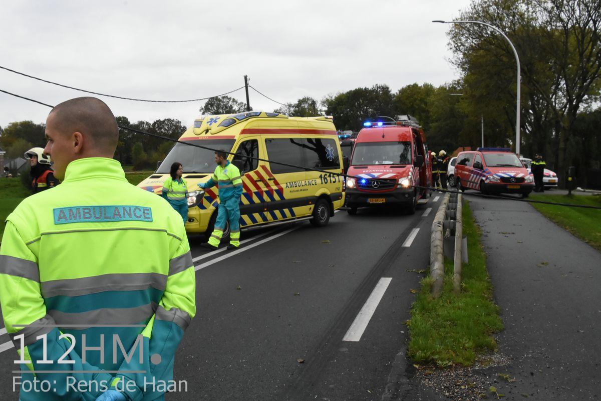 Dodelijk ongeval Provincialeweg Oost - N228 Haastrecht (9)