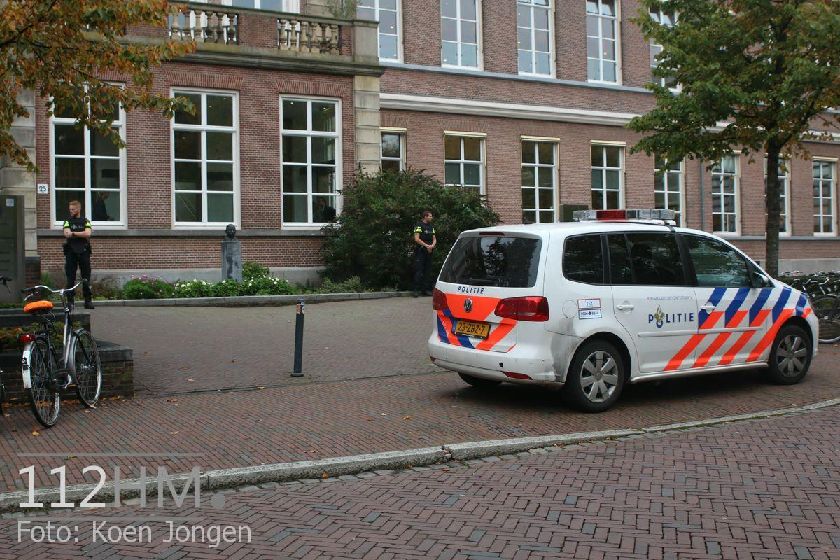 Dreiging Leiden (1)