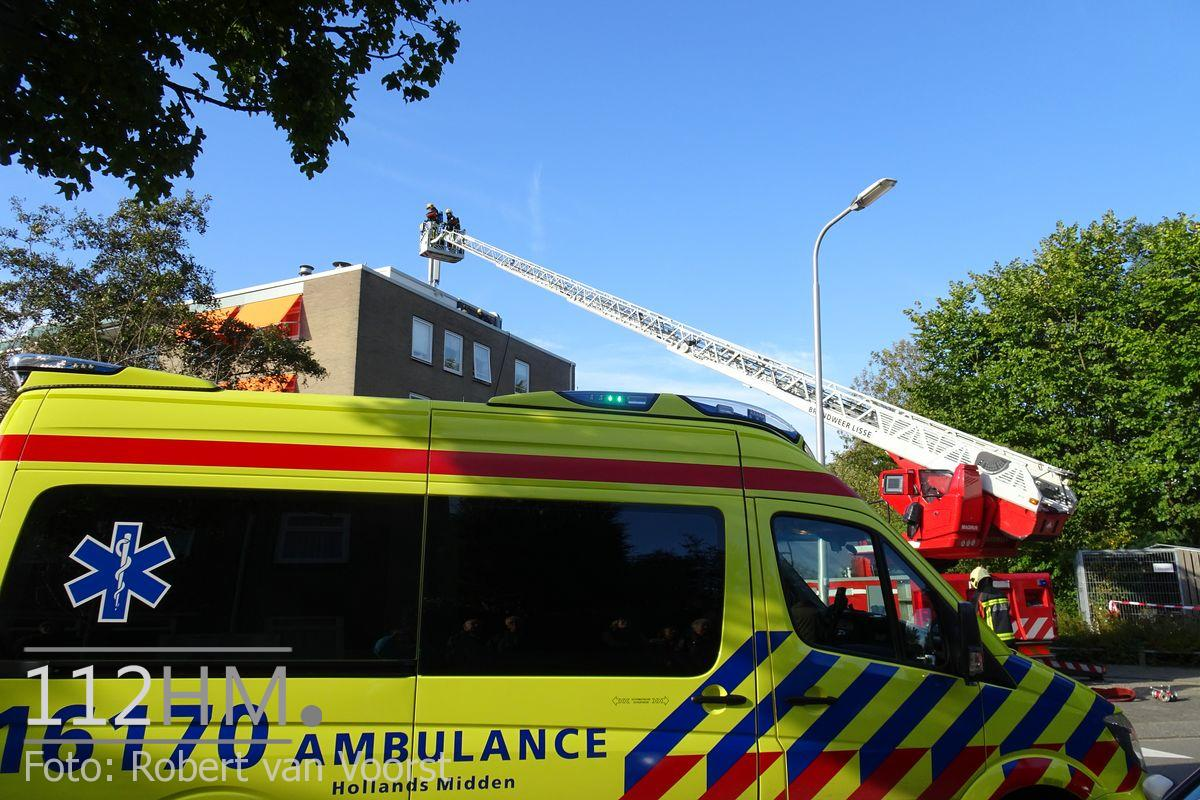 Grote brand Lisse (11)
