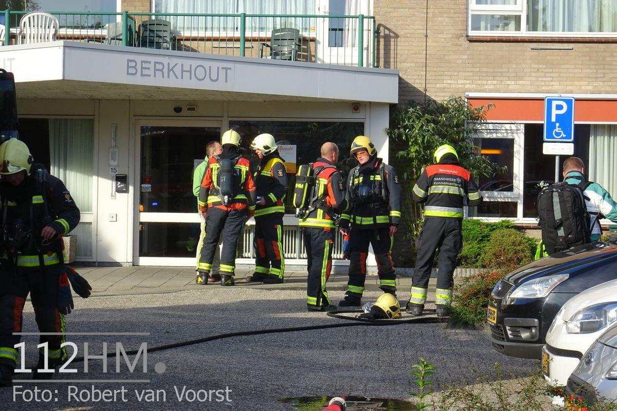 Grote brand Lisse (14)