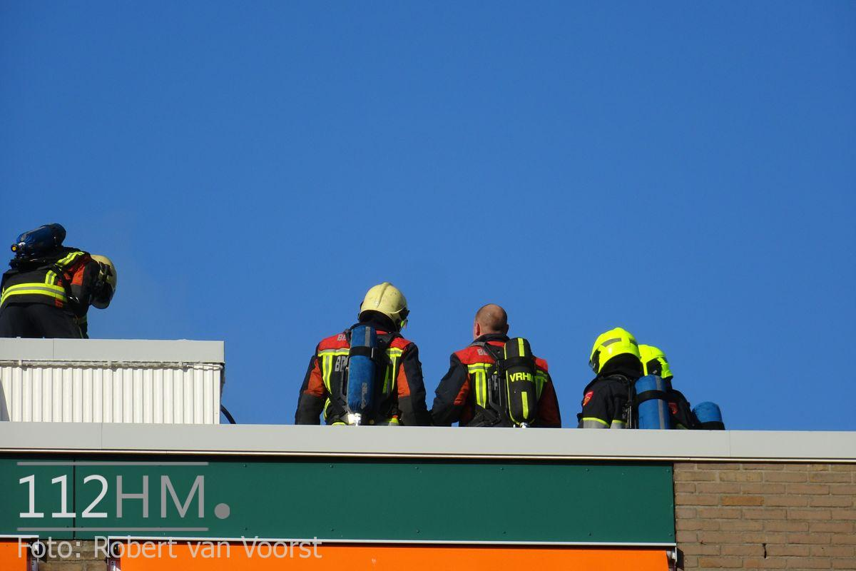 Grote brand Lisse (18)