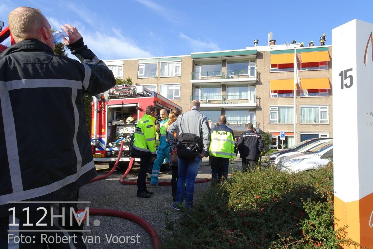 Grote brand Lisse (27)