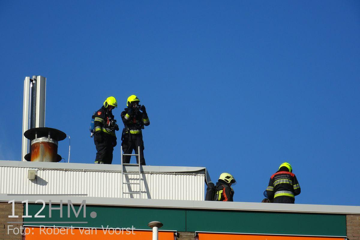 Grote brand Lisse (28)