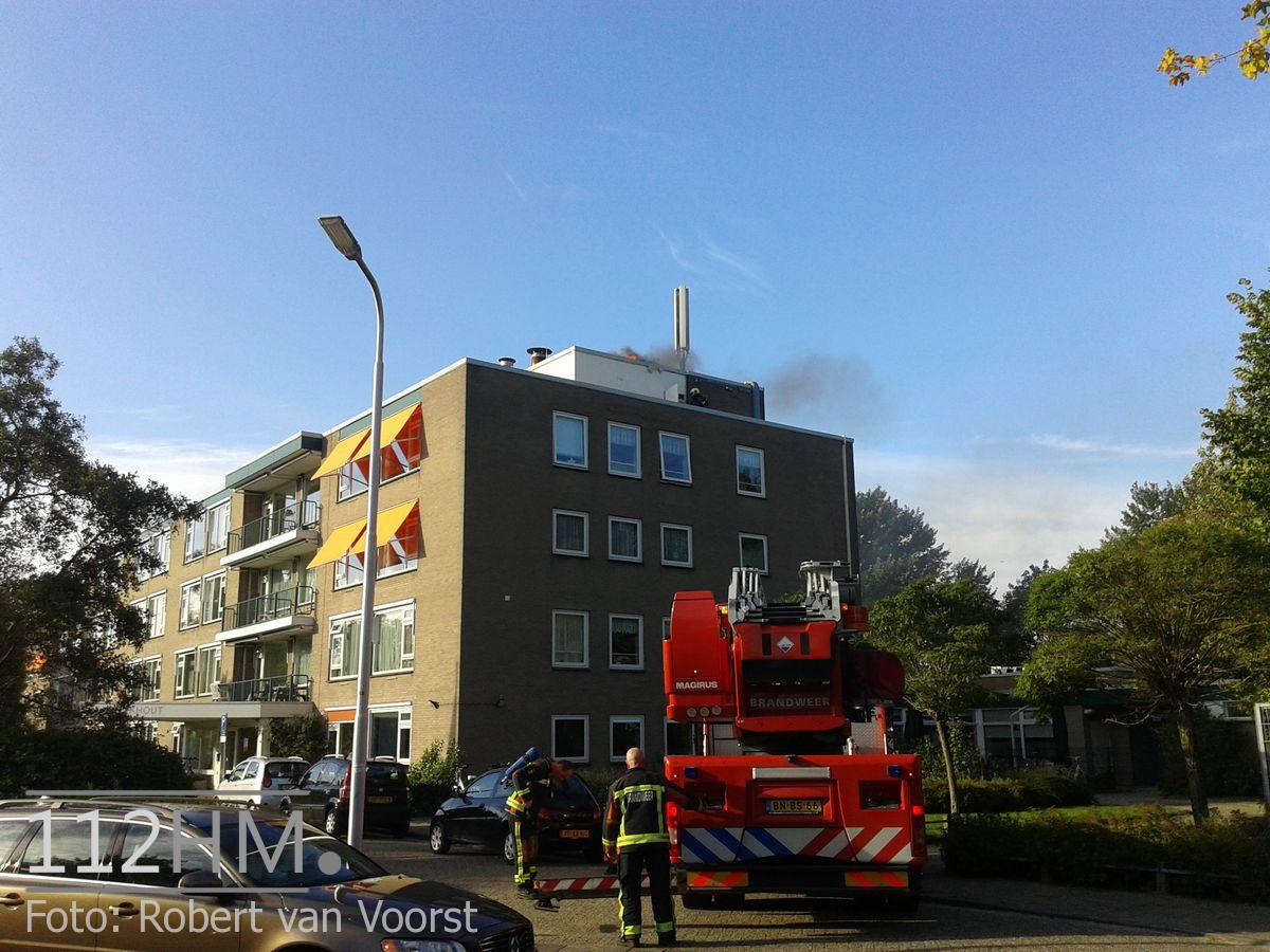 Grote brand Lisse (3)