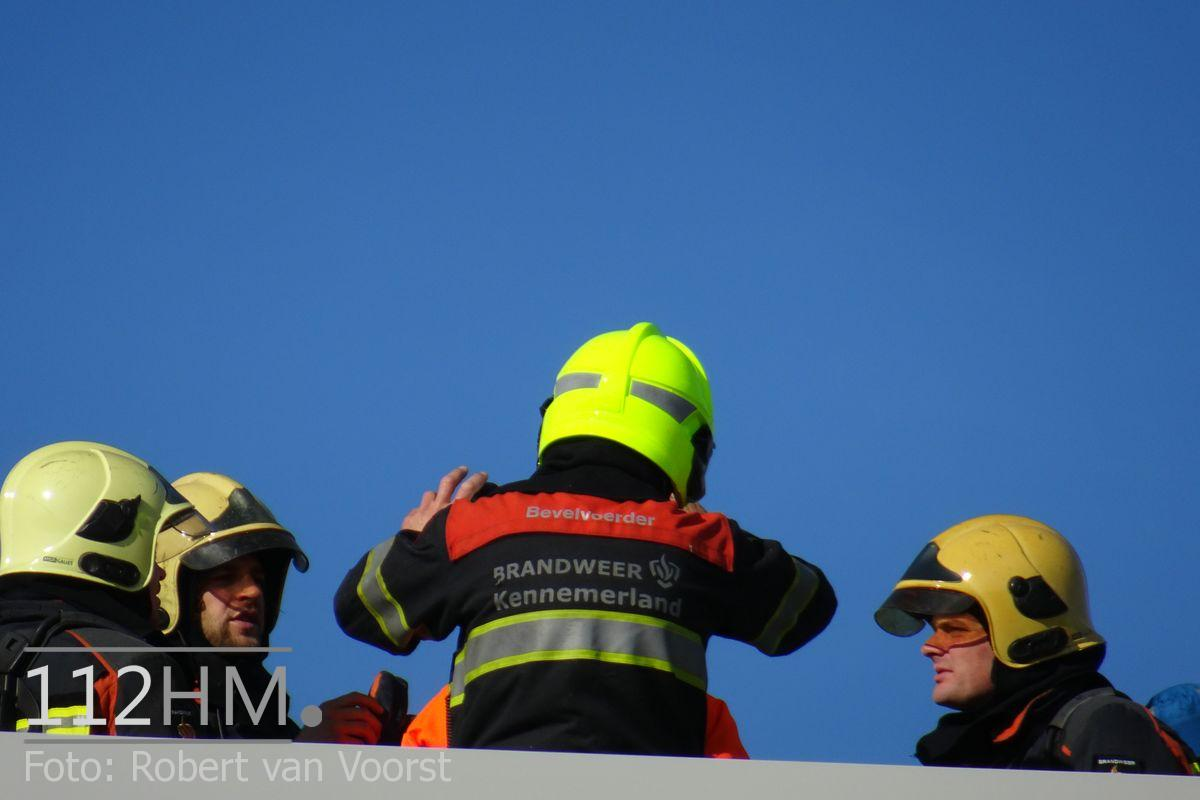 Grote brand Lisse (30)