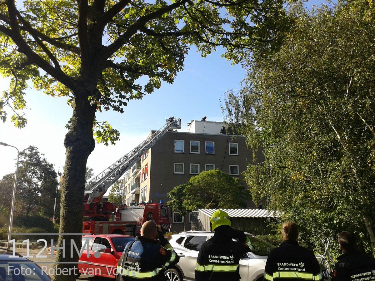 Grote brand Lisse (7)