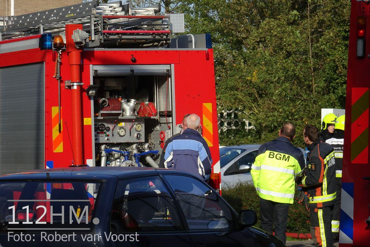 Grote brand Lisse (8)
