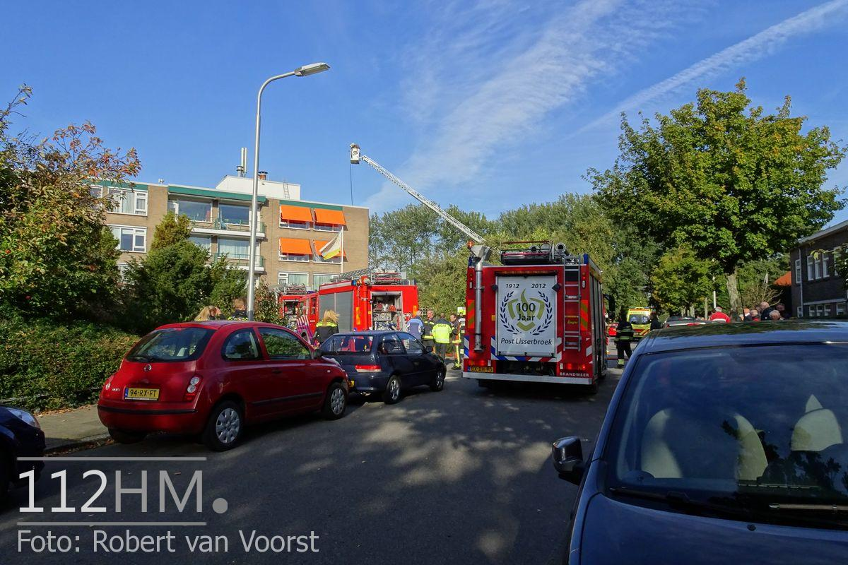 Grote brand Lisse (9)