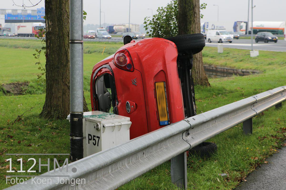 Ongeval A4 Hoofddorp (10)