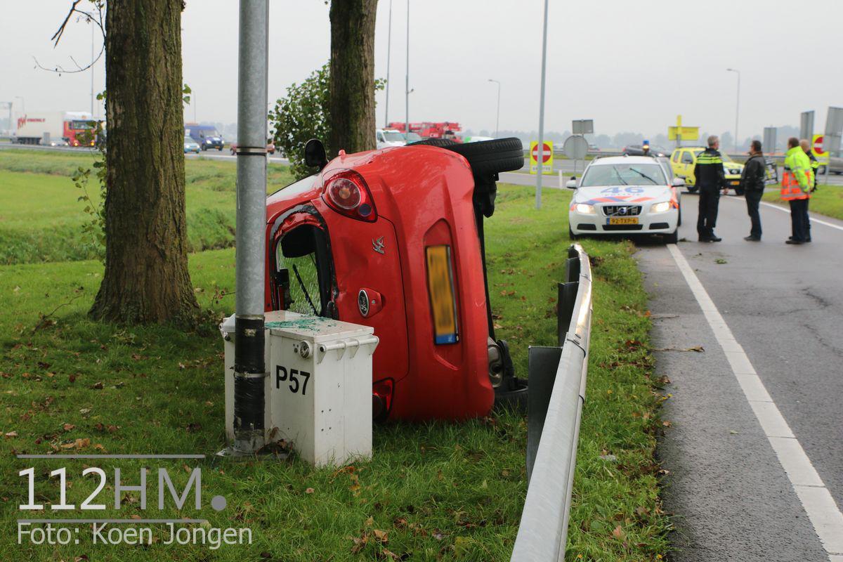 Ongeval A4 Hoofddorp (11)