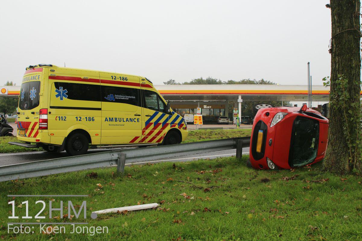 Ongeval A4 Hoofddorp (12)