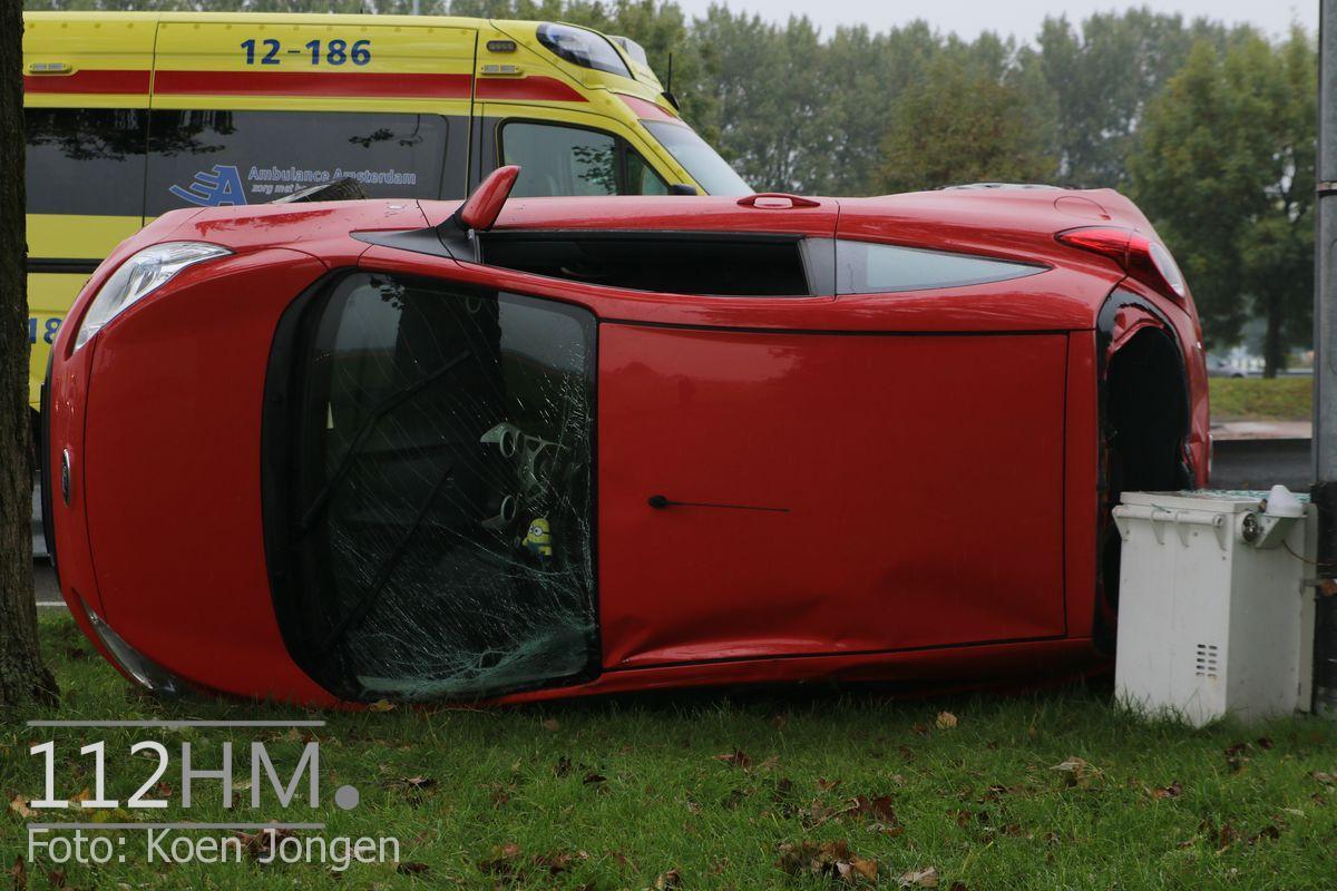 Ongeval A4 Hoofddorp (14)