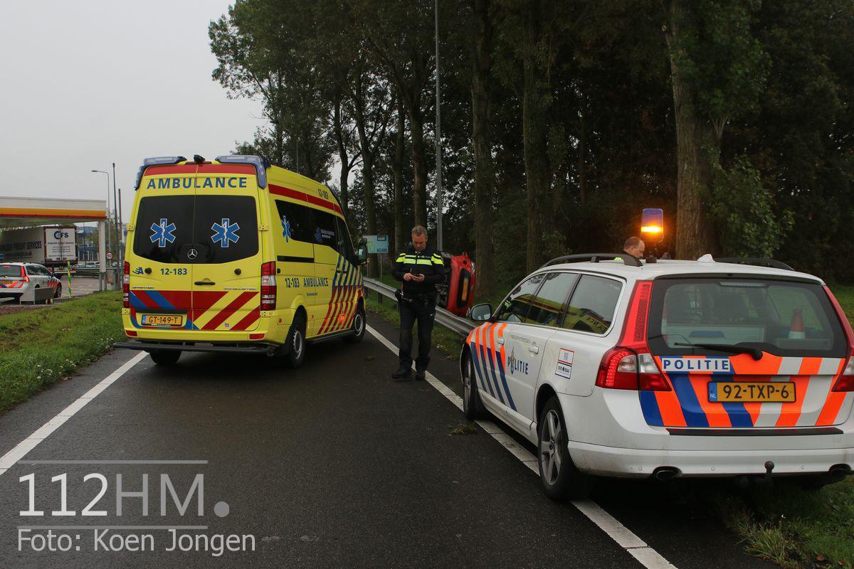 Ongeval A4 Hoofddorp (2)