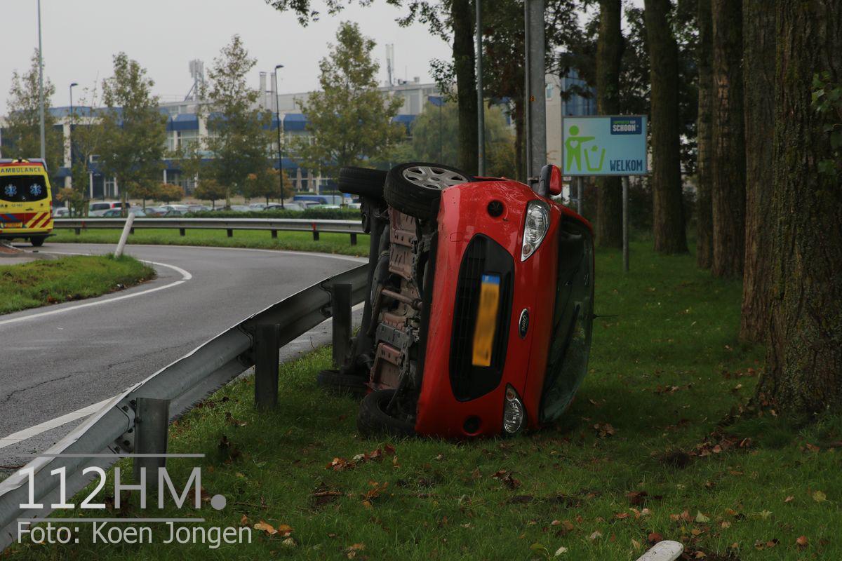 Ongeval A4 Hoofddorp (4)