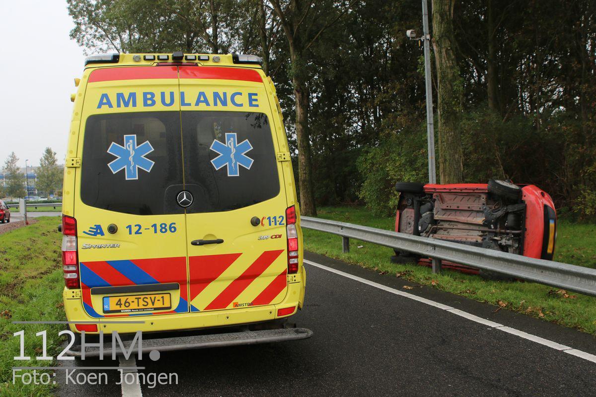Ongeval A4 Hoofddorp (6)