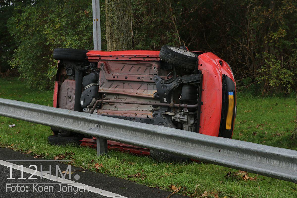 Ongeval A4 Hoofddorp (7)
