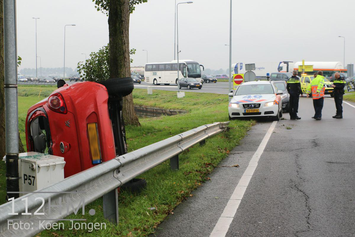 Ongeval A4 Hoofddorp (9)