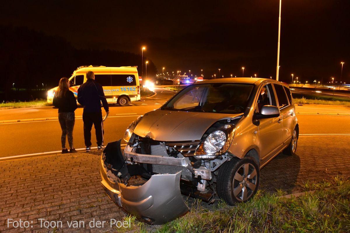 Ongeval A4 Hoogmade (1)
