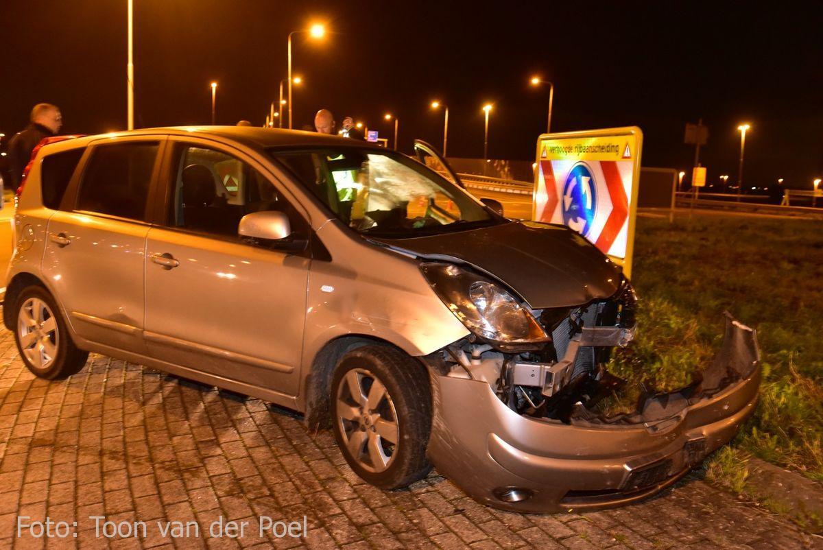 Ongeval A4 Hoogmade (2)