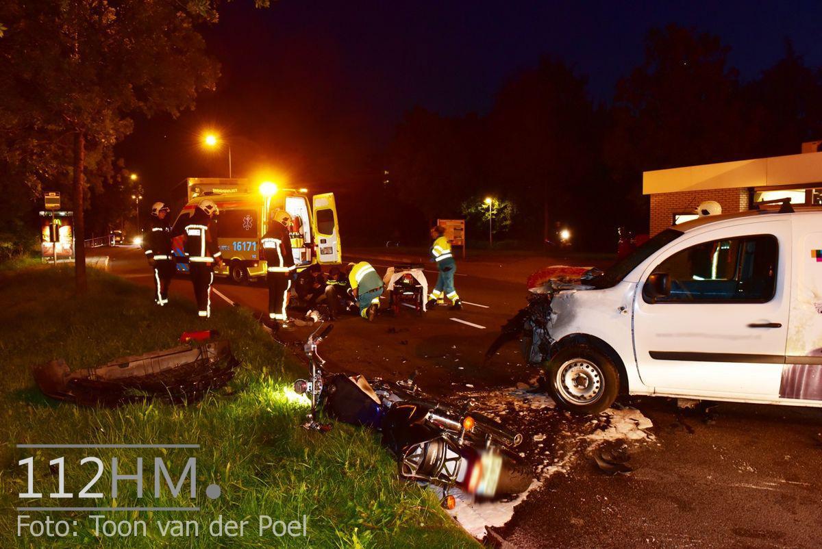 Ongeval & Brand Leiden (1)