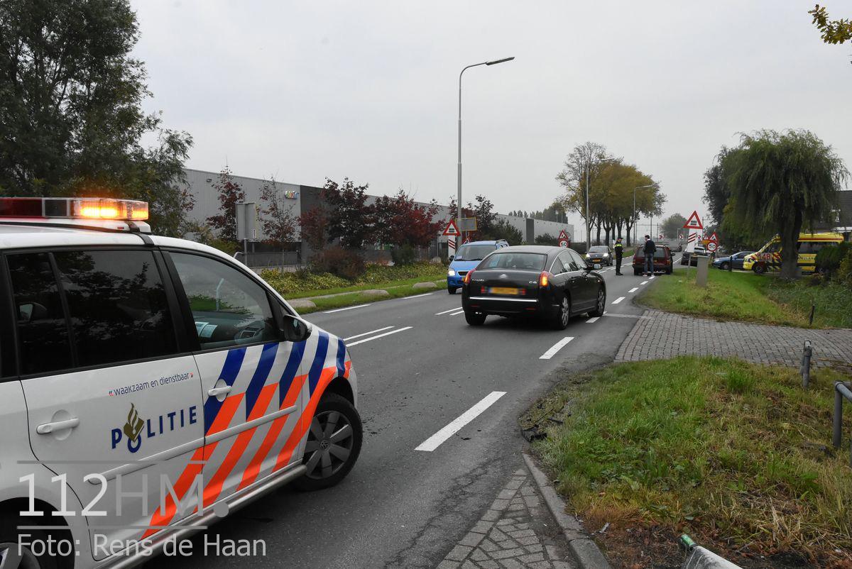 Ongeval Bredeweg Zevenhuizen (1)