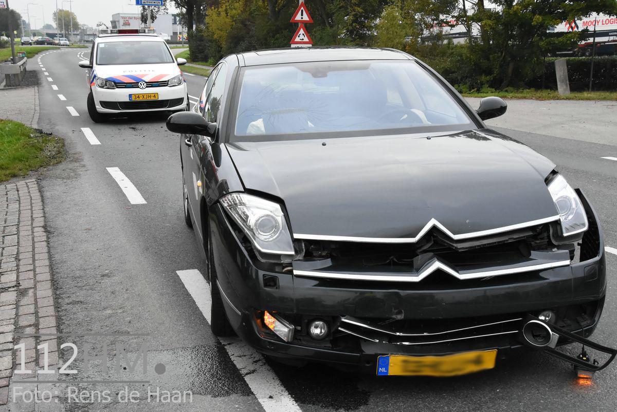 Ongeval Bredeweg Zevenhuizen (2)