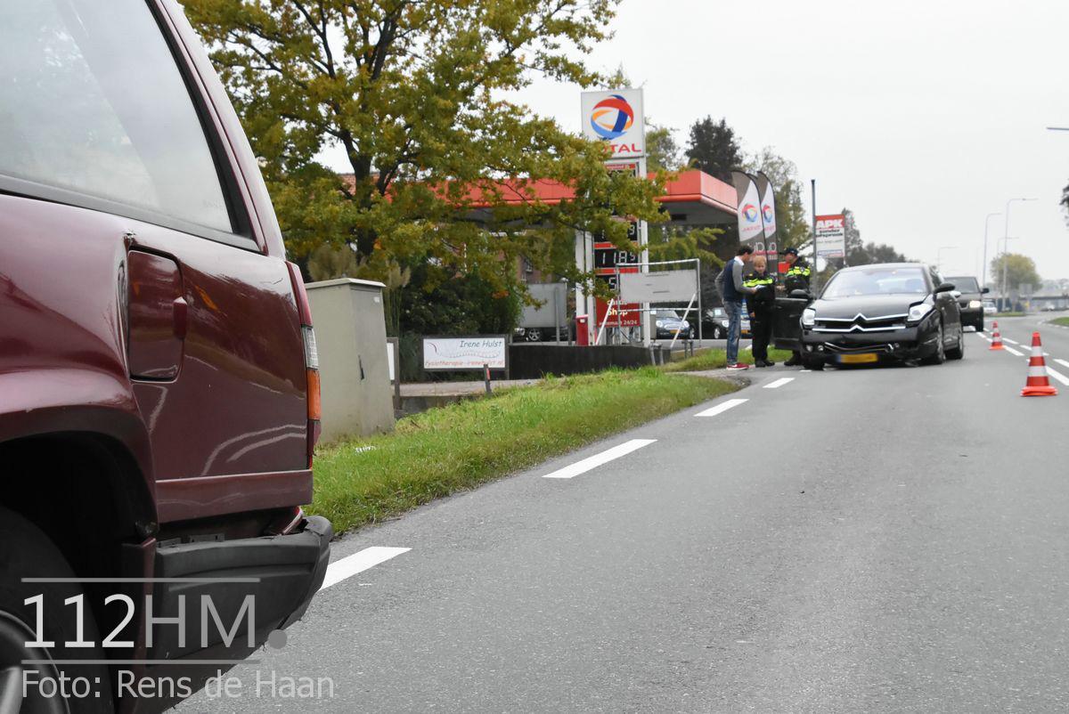Ongeval Bredeweg Zevenhuizen (3)
