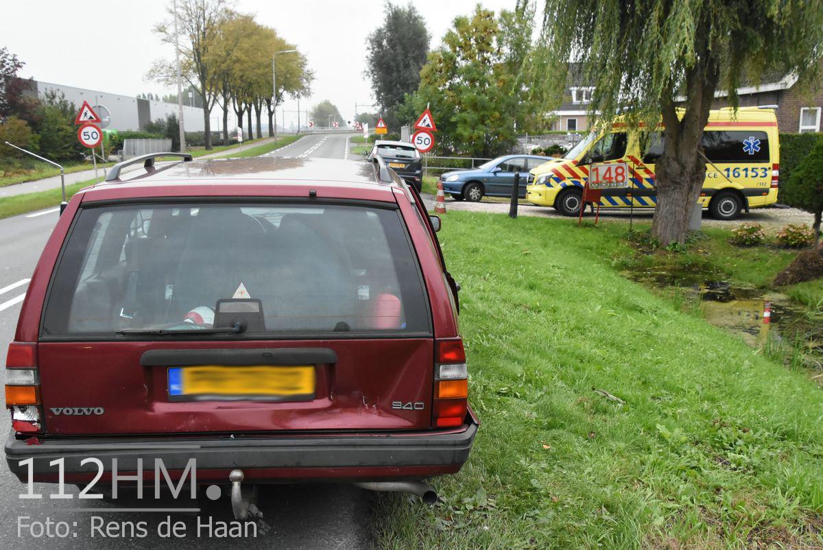 Ongeval Bredeweg Zevenhuizen (5)
