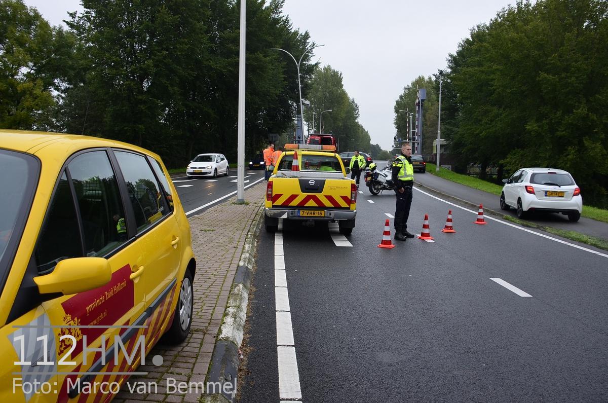 Ongeval GDA (23) [112HM]