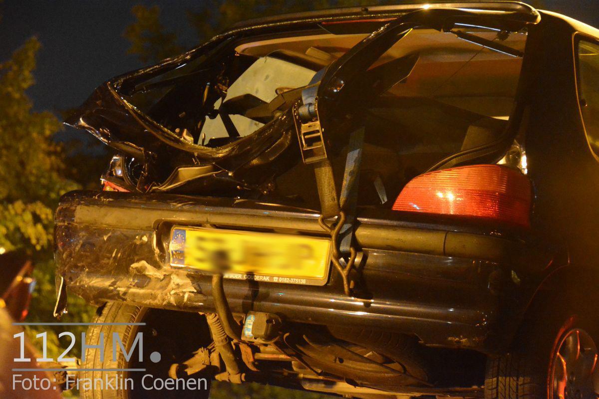 Ongeval Goudse Poort Gouda (8)