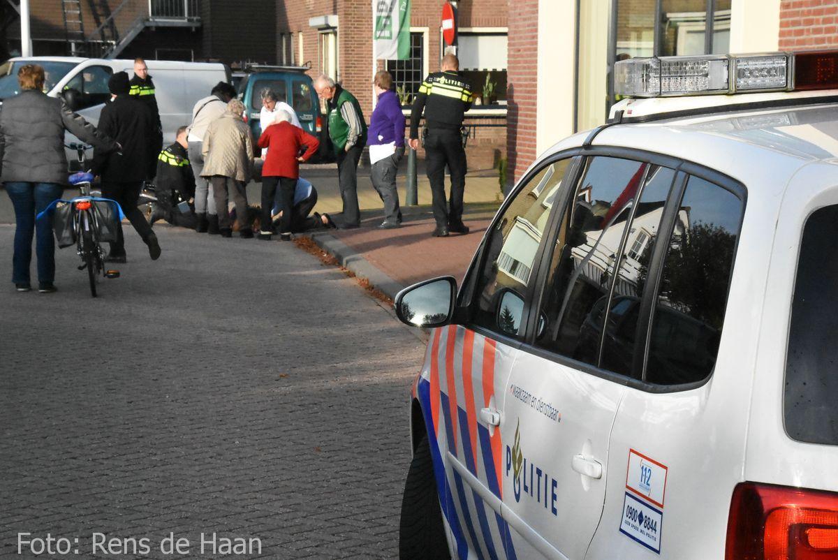 Ongeval Hoofdstraat Bergambacht (2)