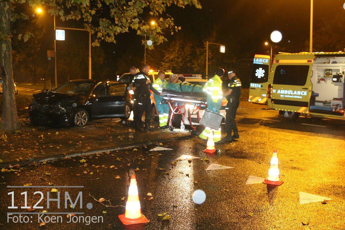Ongeval Lammenschansweg Leiden (10)