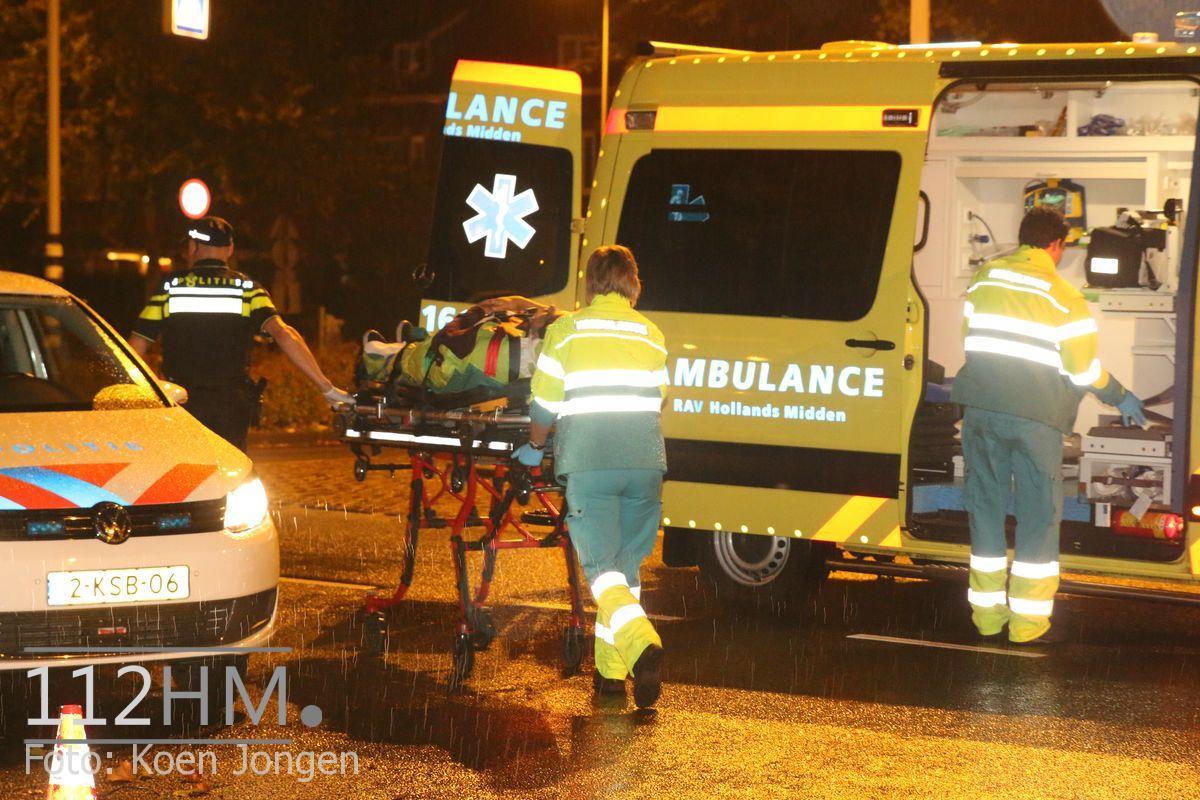Ongeval Lammenschansweg Leiden (12)