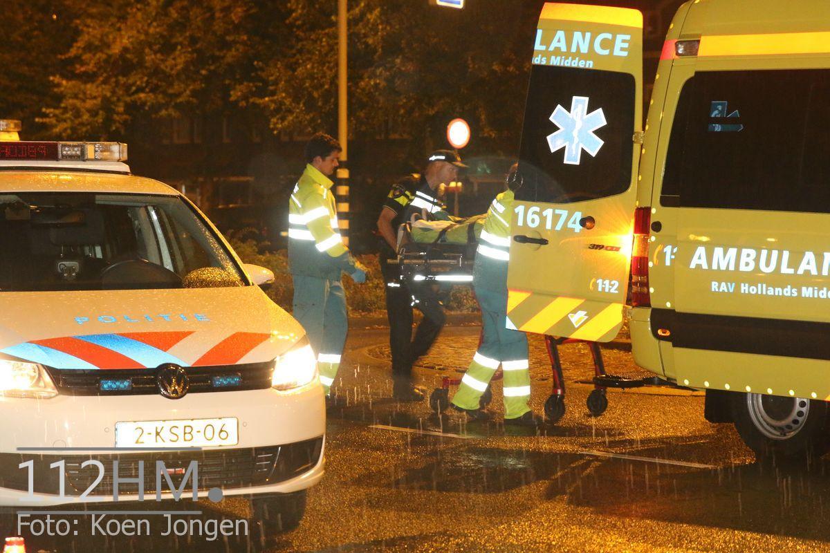 Ongeval Lammenschansweg Leiden (13)