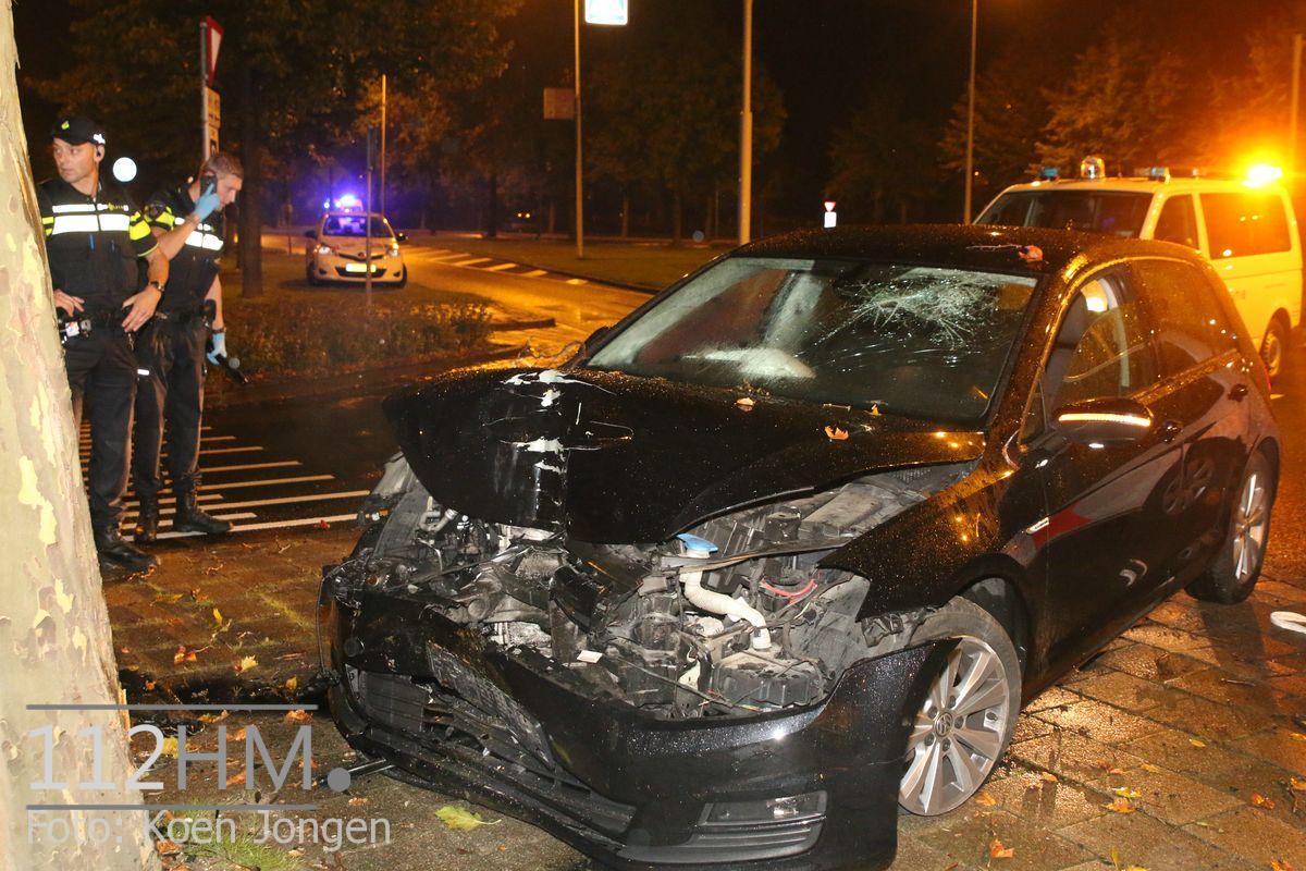 Ongeval Lammenschansweg Leiden (16)