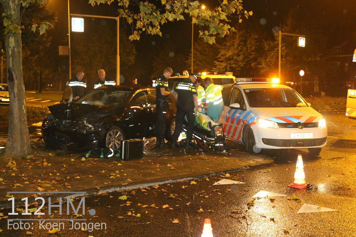 Ongeval Lammenschansweg Leiden (3)