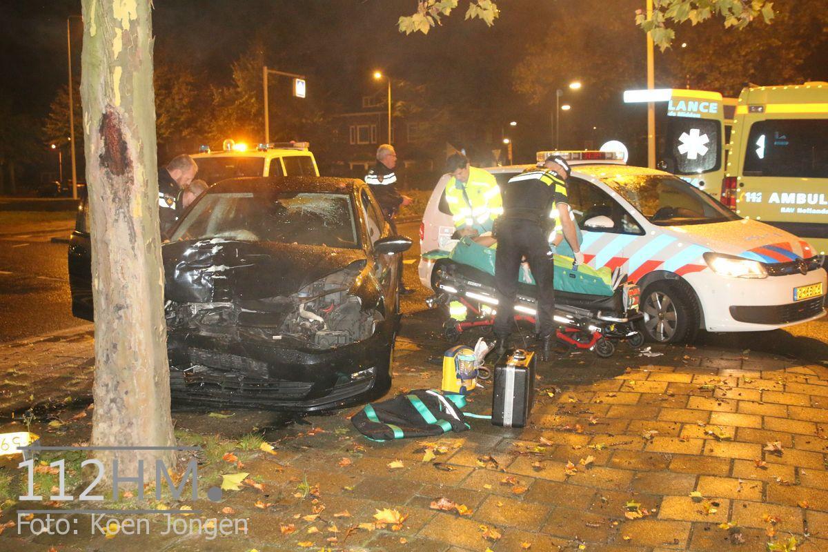Ongeval Lammenschansweg Leiden (4)